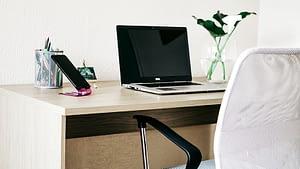 O trabalho em casa veio para ficar. Ter um bom desempenho em Home Office pode ser um diferencial competitivo - Foto: Divulgação