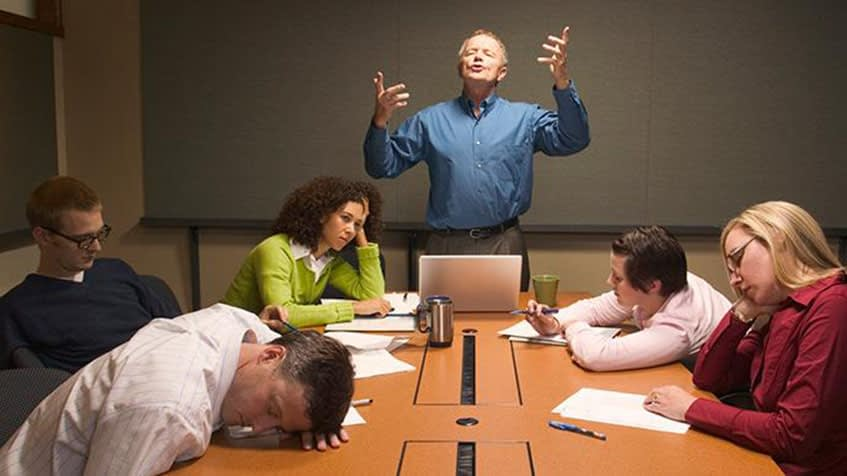 Não perder tempo em uma reunião ajuda a equipe a produzir mais - Foto: Divulgação